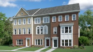 CAMBRIDGE - The Chase at Quince Orchard - Townhomes: Gaithersburg, Maryland - Lennar