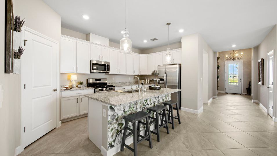 Kitchen featured in the Trevi By Lennar in Fort Myers, FL