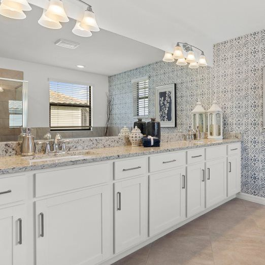Bathroom featured in the Monte Carlo By Lennar in Fort Myers, FL
