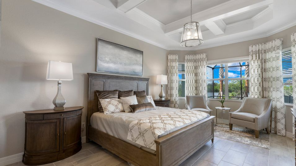 Bedroom featured in the Oakmont II By Lennar in Fort Myers, FL