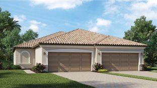 Magnolia - Lorraine Lakes - Villas: Lakewood Ranch, Florida - Lennar