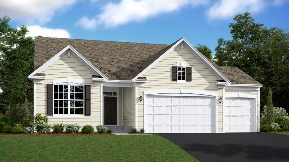 Exterior featured in the Clearwater By Lennar in Minneapolis-St. Paul, MN