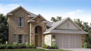 Larkspur - Ashbel Cove at Baytown Crossings - Wildflower Collection: Baytown, Texas - Lennar