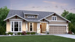 Underwood - Sweetwater - Madrone Ridge - Havergate Collection: Austin, Texas - Lennar