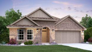 Jasper - Potranco Run - Brookstone II, Westfield, & Barrington: San Antonio, Texas - Lennar