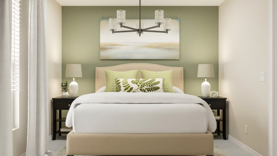 Bedroom featured in the Hartford By Lennar in Fort Myers, FL