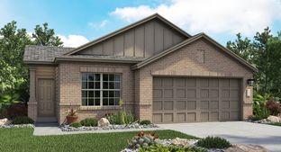 Houghton - Mission Del Lago - Barrington, Westfield, Cottage, WM, SHBV: San Antonio, Texas - Lennar