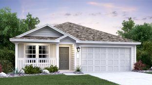 Gannes - Mission Del Lago - Barrington, Westfield, Cottage, WM, SHBV: San Antonio, Texas - Lennar