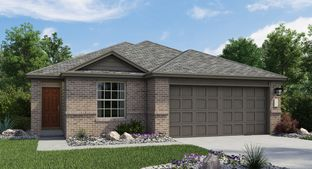 Houghton - Tobey Ridge: Jourdanton, Texas - Lennar