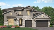Aliana - Wentworth Collection by Village Builders in Houston Texas