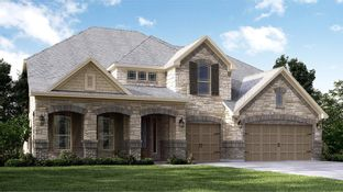 New Haven II - Vistas at Klein Lake - Classic & Wentworth Collections: Spring, Texas - Village Builders
