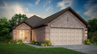 Arcola II - The Pines at Seven Coves - Gulfcoast Collection: Willis, Texas - Lennar