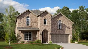 Liberty II w/ Media - Hills of Crown Ridge: Frisco, Texas - Lennar