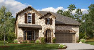 Azure w/ Media - Hills of Crown Ridge: Frisco, Texas - Lennar
