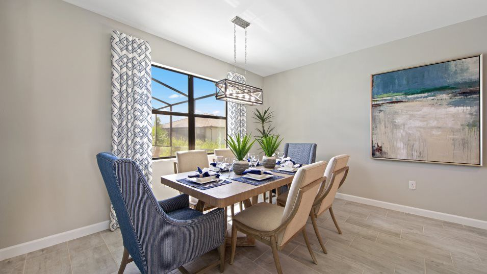 Living Area featured in The Summerville II By Lennar in Fort Myers, FL