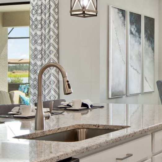 Kitchen featured in The Summerville II By Lennar in Fort Myers, FL