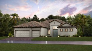 Sunset - Verdana Village - Estate Homes: Estero, Florida - Lennar