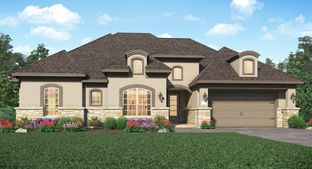 Attwood - Wildwood at Northpointe - Classic and Wentworth Collection: Tomball, Texas - Village Builders