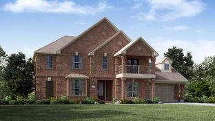 Bach - Vistas at Klein Lake - Classic & Wentworth Collections: Spring, Texas - Village Builders