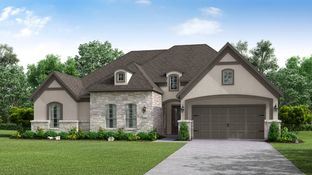 Beckett - Vistas at Klein Lake - Classic & Wentworth Collections: Spring, Texas - Village Builders