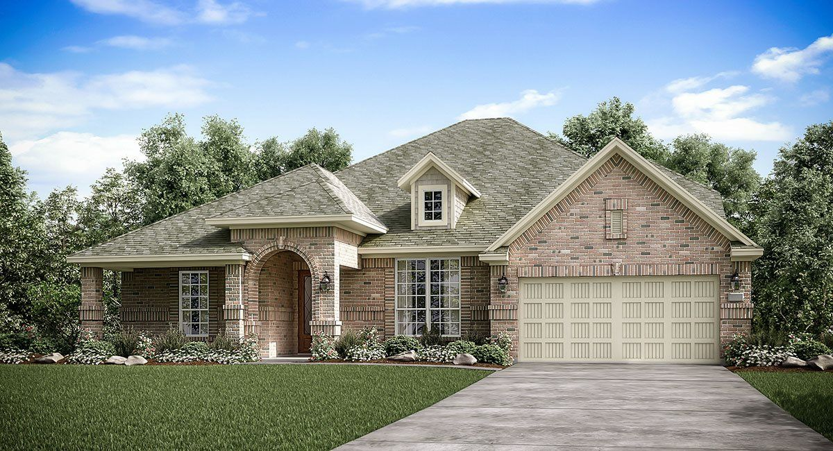 Exterior featured in the Galena By Lennar in Houston, TX
