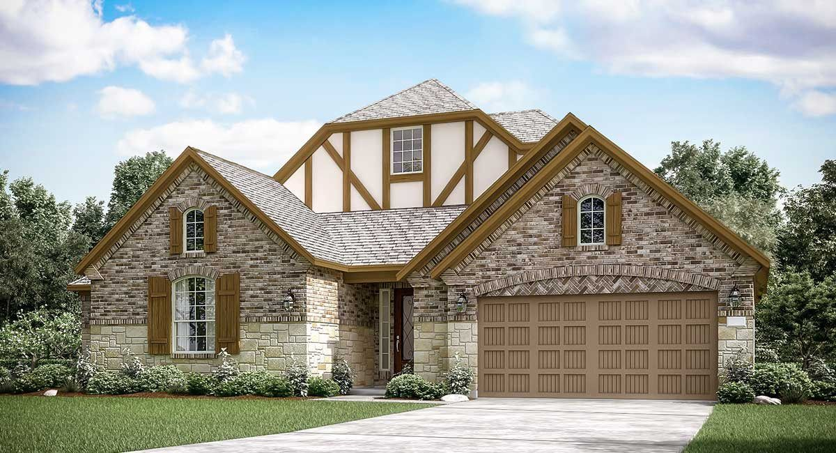 Exterior featured in the Cobalt By Lennar in Houston, TX