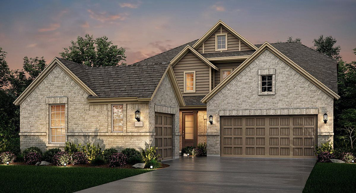 Exterior featured in the Oak Hill III By Lennar in Houston, TX