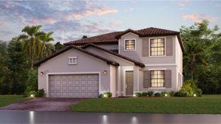 Amalfi - Verdana Village - Executive Homes: Estero, Florida - Lennar
