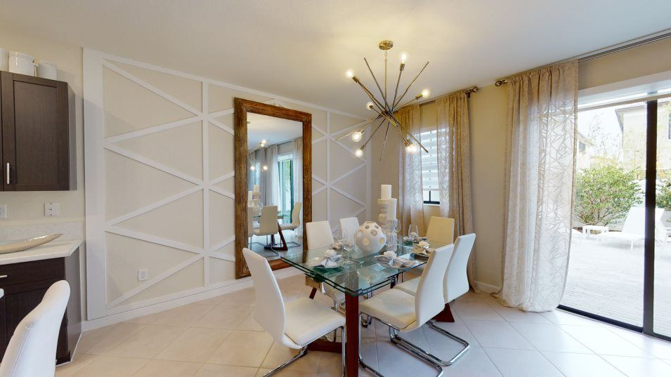 Living Area featured in the Cadiz By Lennar in Miami-Dade County, FL