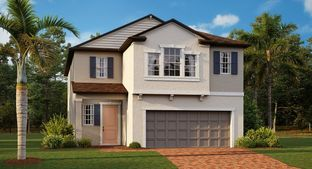 Maryland - Bryant Square - The Manors: New Port Richey, Florida - Lennar