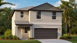 Atlanta - Timber Creek - The Manors: Riverview, Florida - Lennar