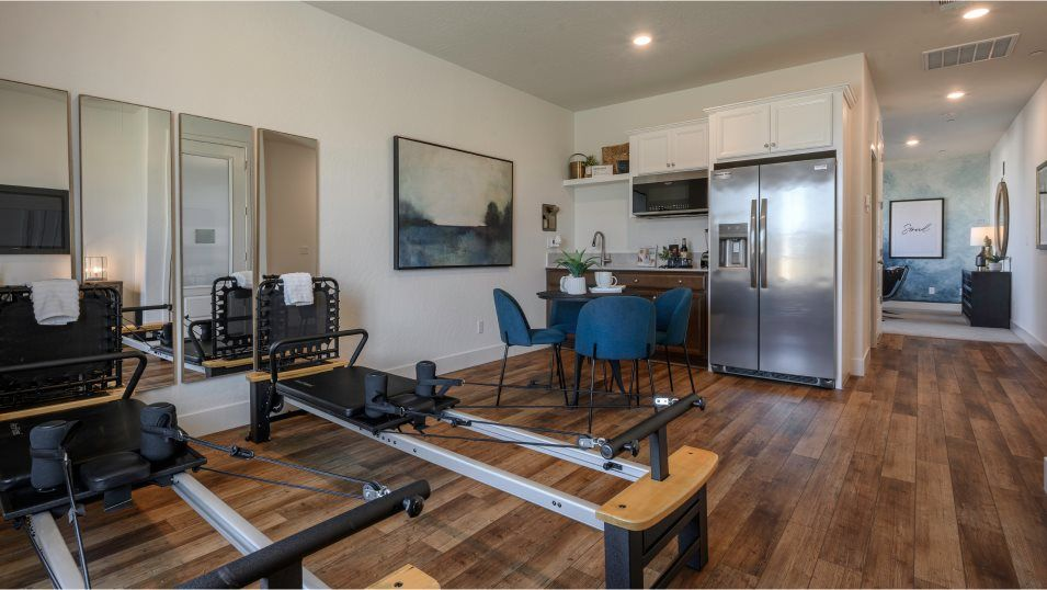 Living Area featured in the Rhapsody By Lennar in Fresno, CA