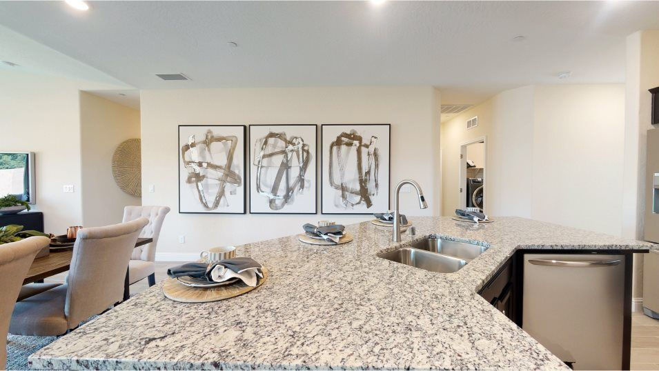 Kitchen featured in the Duke By Lennar in Visalia, CA