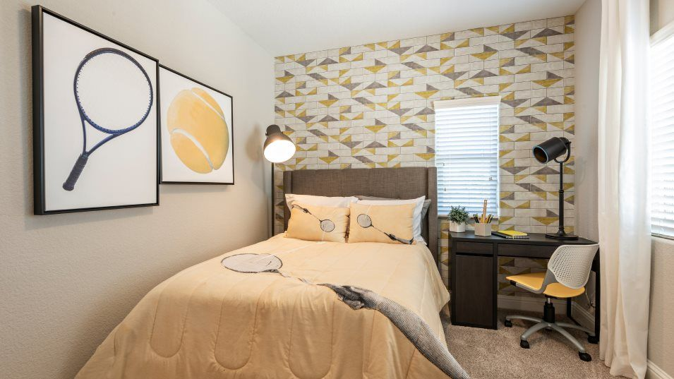 Bedroom featured in the Countess By Lennar in Visalia, CA
