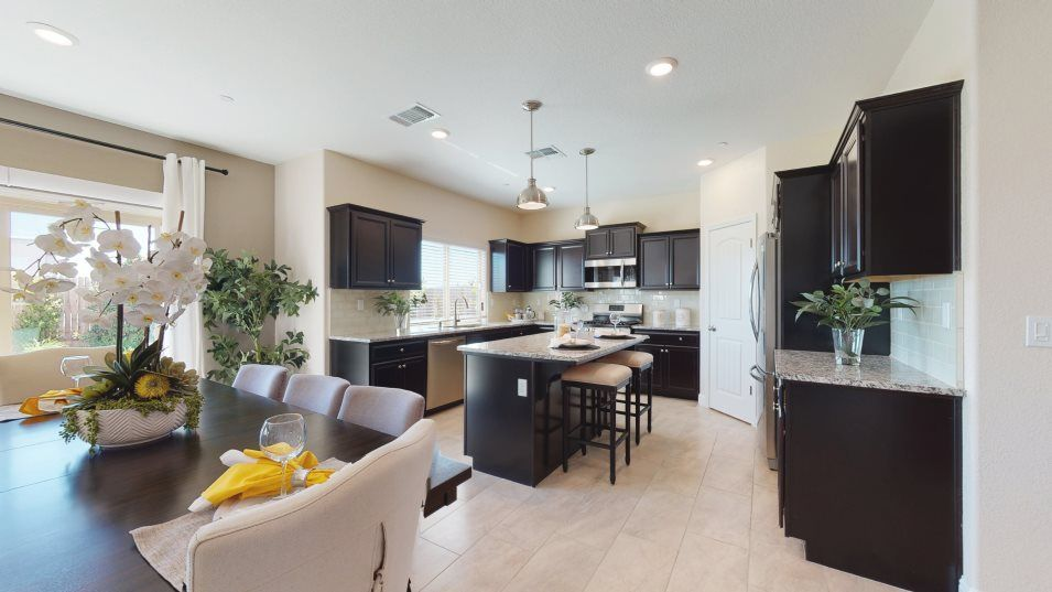 Kitchen featured in the Countess By Lennar in Visalia, CA