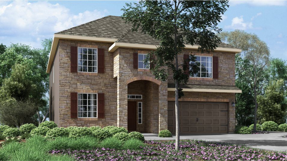 Exterior featured in the Chevalier By Lennar in Visalia, CA