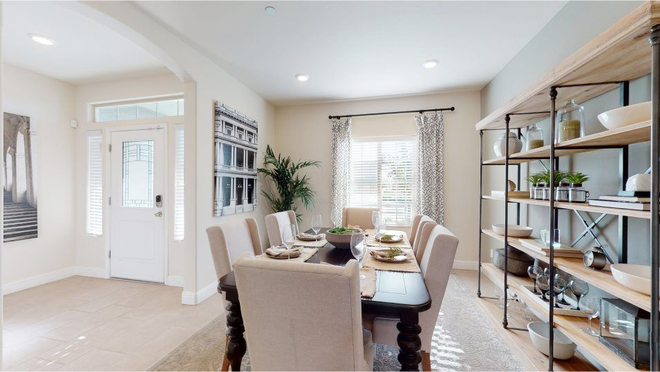 Living Area featured in the Chevalier By Lennar in Visalia, CA