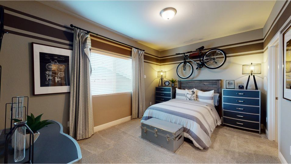Bedroom featured in the Chevalier By Lennar in Visalia, CA