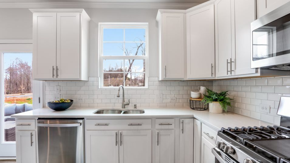Kitchen featured in the Brady II By Lennar in Raleigh-Durham-Chapel Hill, NC