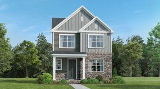 Sinclair - Devon Square - Cottage Collection: Wake Forest, North Carolina - Lennar