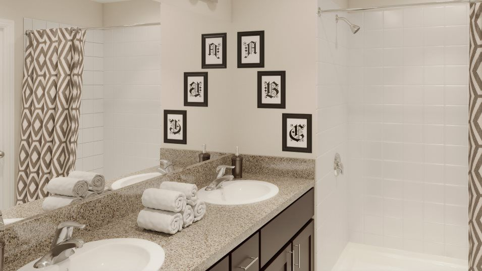 Bathroom featured in the Concord By Lennar in Tampa-St. Petersburg, FL