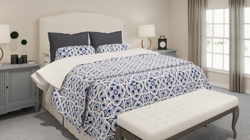 Bedroom featured in the Concord By Lennar in Tampa-St. Petersburg, FL