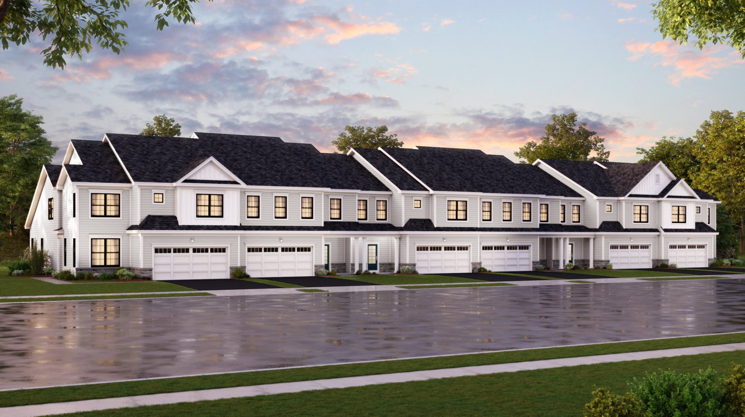 Exterior featured in the Laurel Oak By Lennar in Morris County, NJ