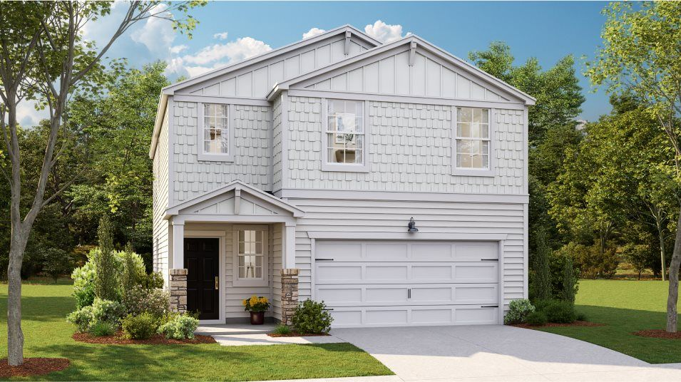 Exterior featured in the ATLANTA By Lennar in Charleston, SC