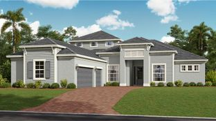 Napoli Grande - Heritage Landing - Estate Homes: Punta Gorda, Florida - Lennar