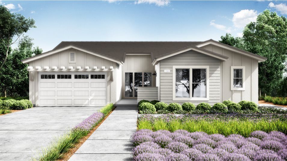 Exterior featured in the Solstice By Lennar in Visalia, CA