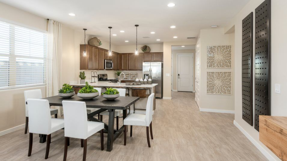 Kitchen featured in the Lewis Plan 3575 By Lennar in Phoenix-Mesa, AZ