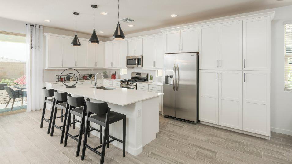 Kitchen featured in the Joshua Plan 4082 By Lennar in Phoenix-Mesa, AZ