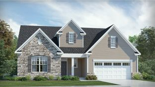 Graham - Tryon - Classic Collection: Wake Forest, North Carolina - Lennar