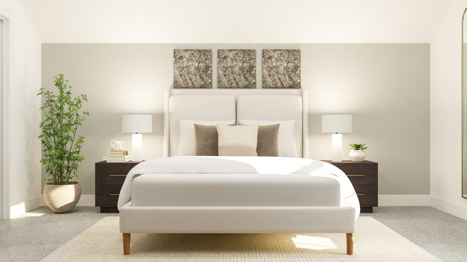 Bedroom featured in the Graham By Lennar in Raleigh-Durham-Chapel Hill, NC